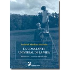 La Constante Universal de la Vida [Spanish]