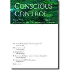 Conscious Control Vol. 1 No. 1